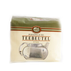 Personal Tagged Teabags