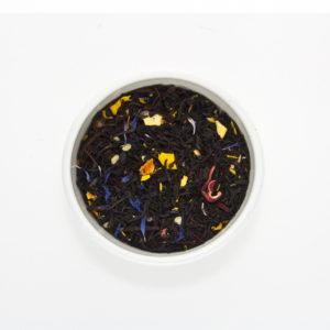 winter tea bowl