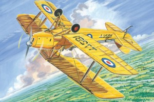 14-de-Havilland-Tiger-Moth-Picture-card