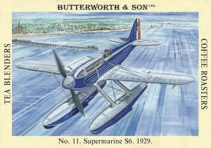 Butterworth Collectors Tea Cards